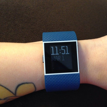 Fitbit Surge GPS Fitness Watch uploaded by Ashley M.