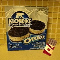 Klondike Oreo Ice Cream Sandwiches uploaded by Elise M.
