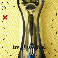 Gillette Fusion Proglide Silvertouch Power Razor With Flexball Technology uploaded by Lucie L.