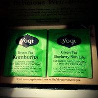 Yogi Tea Green Tea Blueberry Slim Life uploaded by Parker S.