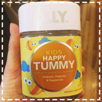 Olly Kids Happy Tummy Just Peachy Digestive Probiotic Gummies - 30 Count uploaded by Leah R.