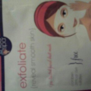 Photo of Miss Spa exfoliate Sheet Face Mask-1 Mask Pack uploaded by Amy M.