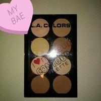 L.A. COLORS I Heart Makeup Contour Palette uploaded by Sheila M.