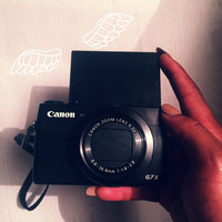 Canon PowerShot G7X Digital Camera - Wi-Fi Enabled [Base] uploaded by Jodie M.