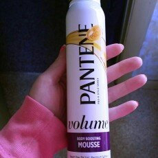 Photo of Pantene Pro-V Volume Body Boosting Mousse uploaded by jessica b.
