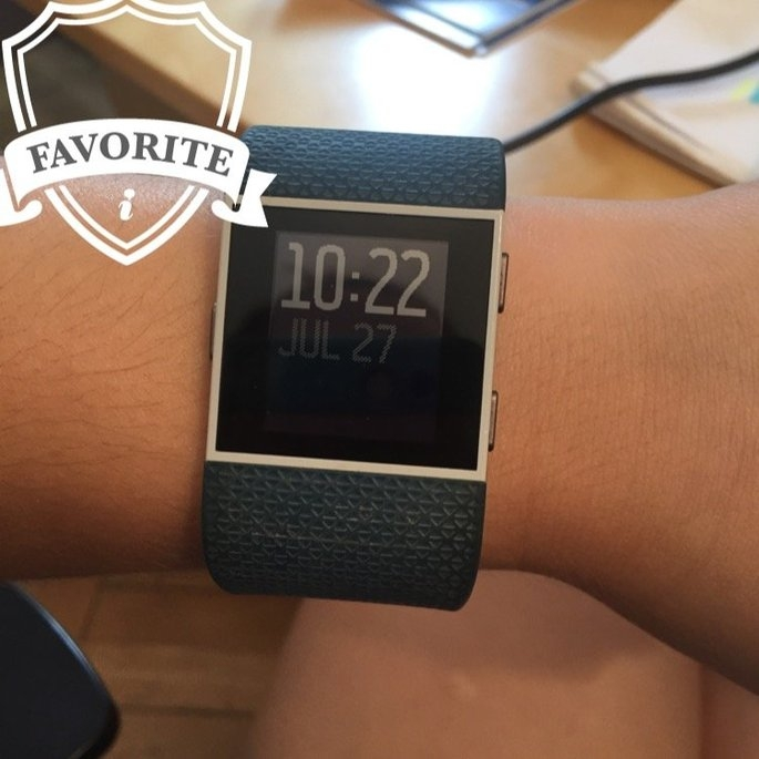 Fitbit Surge GPS Fitness Watch uploaded by Logan A.