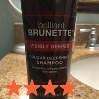 John Frieda® Brilliant Brunette® Visibly Deeper™ Colour Deepening Shampoo 8.3 fl. oz. Tube uploaded by Vanessa L.