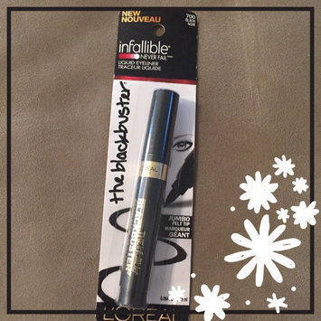 Photo of L'Oréal Paris Infallible® Silkissime Eyeliner uploaded by Sandra B.