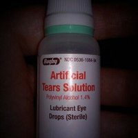 Artificial Tears Solution, 15 ml, Watson Rugby uploaded by Amanda A.