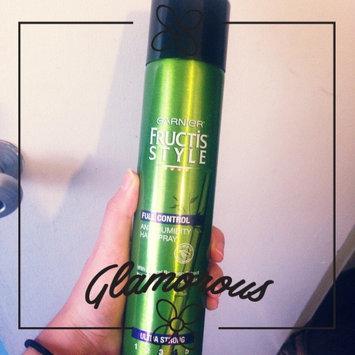 Photo of Garnier Fructis Style Full Control Anti-Humidity Aerosol Hairspray uploaded by Brittany F.