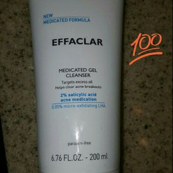 Photo of La Roche-Posay Effaclar Medicated Gel Cleanser uploaded by Jasmine B.
