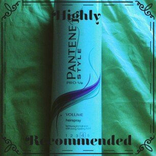Photo of Pantene Pro-V Sheer Volume Hairspray, Maximum Hold 11.5 oz (327 g) uploaded by Antumn M.