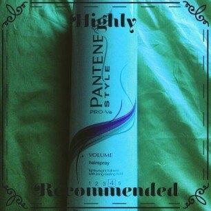 Pantene Pro-V Sheer Volume Hairspray, Maximum Hold 11.5 oz (327 g) uploaded by Antumn M.