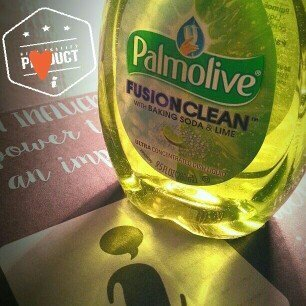 Palmolive® Fusion Clean™ with Baking Soda and Lime uploaded by Jess R.