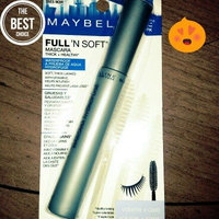 Maybelline Full 'N Soft® Waterproof Mascara uploaded by Victoria C.