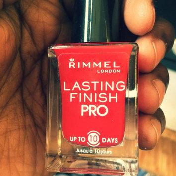 Rimmel Lasting Finish Pro Nail Enamel uploaded by Maryam Y.