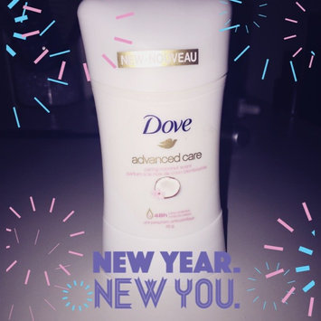 Dove Advanced Care Antiperspirant uploaded by Julie C.