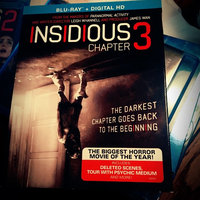 Insidious: Chapter 3 [Blu-ray] DVD uploaded by Monica C.