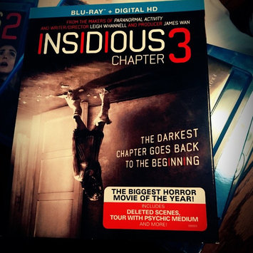 Photo of Insidious: Chapter 3 [Blu-ray] DVD uploaded by Monica C.