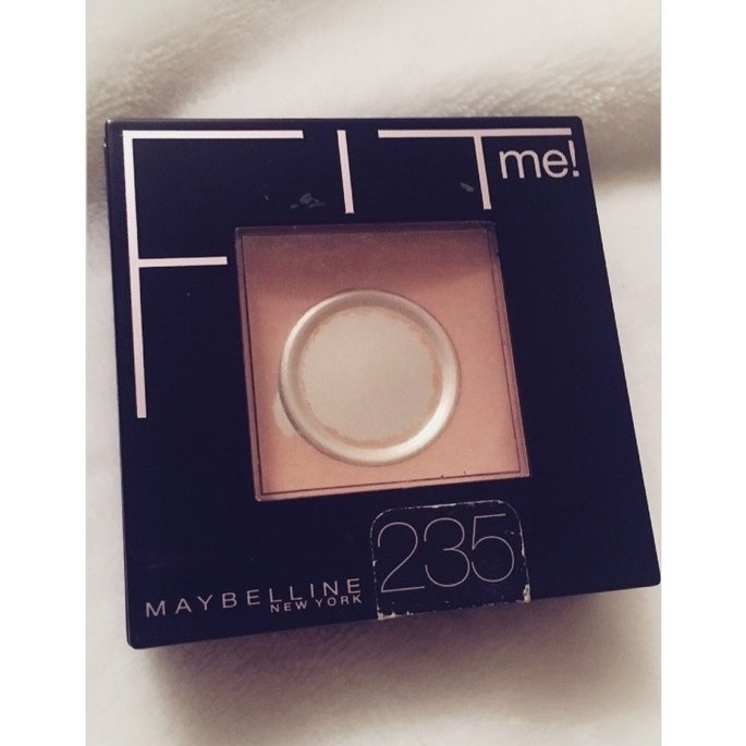 Maybelline Fit Me! Pressed Powder uploaded by Bianca C.