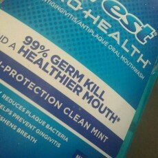Photo of Crest Pro-health Multi-protection Mouthwash uploaded by Sara H.