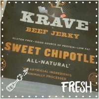 Krave Beef Jerky Sweet Chipotle uploaded by Faith M.