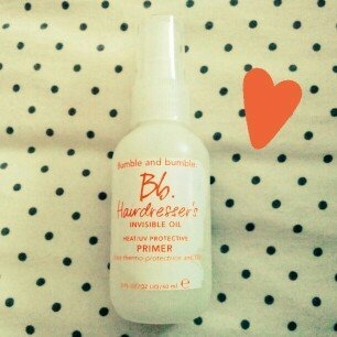 Bumble and bumble Hairdresser's Invisible Oil Primer uploaded by Olivia K.