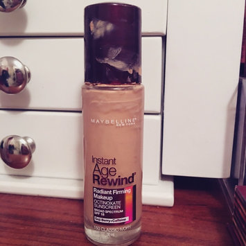 Maybelline Instant Age Rewind® Radiant Firming Makeup uploaded by Alana B.