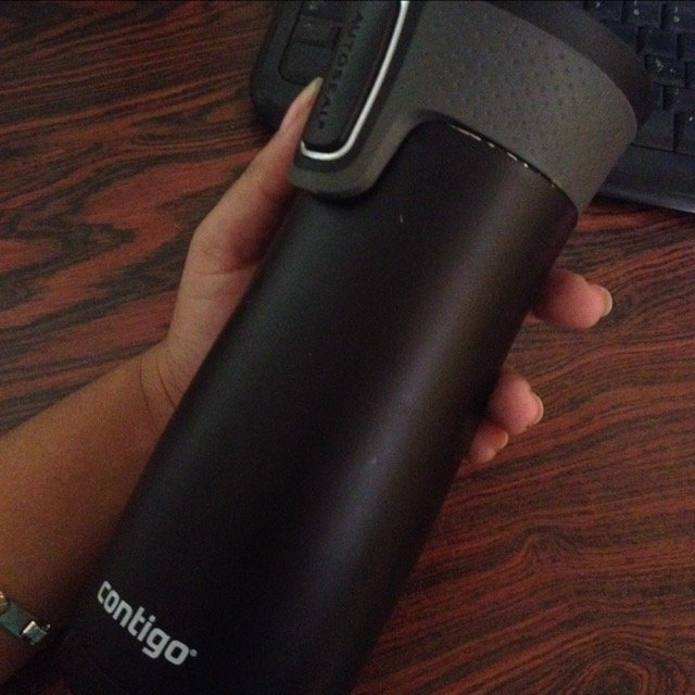 Contigo Autoseal Travel Tumbler with Easy-Clean Lid uploaded by Maggy T.