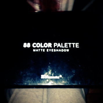 BH Cosmetics 88 Matte Eyeshadow Palette uploaded by Theresa H.