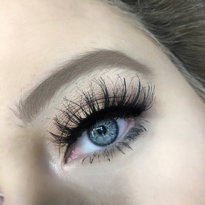 KoKo Lashes Queen B uploaded by Mélodie C.