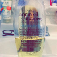 OGX® Hydrating Moroccan Argan Body Oil uploaded by Kathleen C.