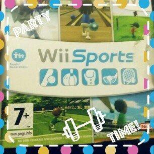 Nintendo Wii Sports uploaded by Alexandra Y.
