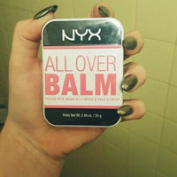 NYX All Over Balm Argan Oil uploaded by Lindsey E.