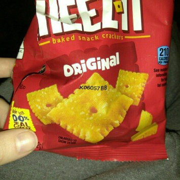 Cheez-It® Original Baked Snack Crackers uploaded by miranda m.