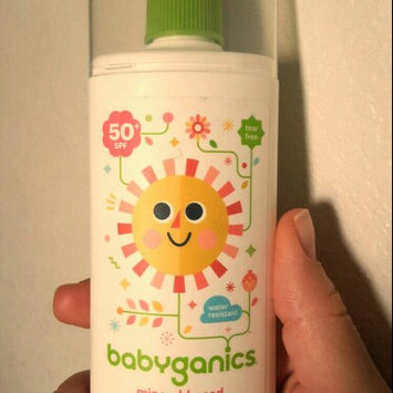 Photo of Babyganics Tear Free Mineral-Based Sunscreen Spray 50+ SPF uploaded by Linsey S.