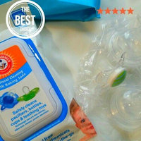 Munchkin Arm & Hammer™ Pacifier Wipes uploaded by Ruth S.