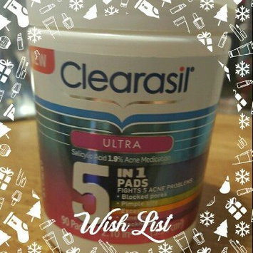 Photo of CLEARASIL® Rapid Rescue Deep Treatment Pads uploaded by Mayla P.