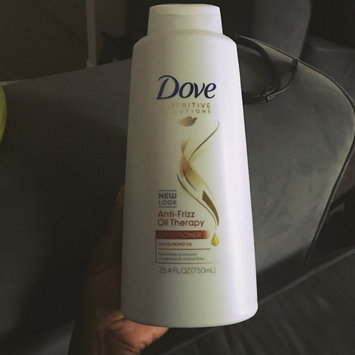 Photo of Dove Nourishing Oil Hair Care uploaded by Shade B.