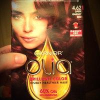 Garnier® Olia® Oil Powered Permanent Hair Color 4.62 Dark Garnet Red uploaded by Shannon M.