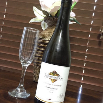Photo of Kendall Jackson Chardonnay Vintner's Reserve 375ML uploaded by Brittany S.