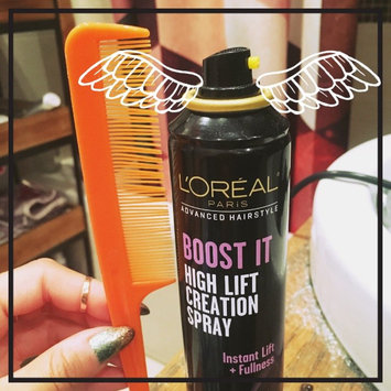 Photo of L'Oréal Paris Advanced Hairstyle BOOST IT High Lift Creation Spray uploaded by Elizabeth S.