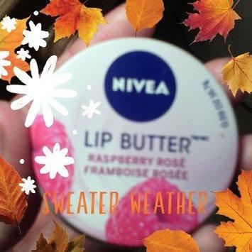 Nivea Lip Care Lip Butter Raspberry Rose Kiss uploaded by Marta Z.