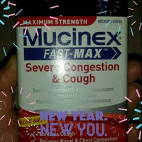 Mucinex Maximum Strength Fast-Max Adult Liquid Severe Congestion & Cough uploaded by Lacy M.