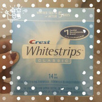 Crest Classic Whitestrips Teeth White 56 Strips 14 Day uploaded by Jessica O.