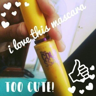 Maybelline New York Volum' Express The Colossal Washable Mascara uploaded by Mely V.