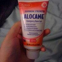 Alocane Maximum Strength Emergency Room Burn Gel, 2.5 fl oz uploaded by Rande w.