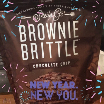 Photo of Sheila G's Brownie Brittle Chocolate Chip uploaded by Amber H.