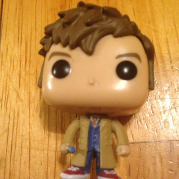 Photo of Funko Doctor Who - Dr #10 Action Figure Pocket Pop Keychain uploaded by Krys B.