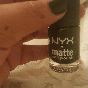 NYX Matte Nail Polish